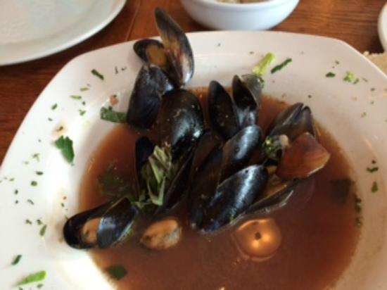 Ciao: Bowl of Mussels