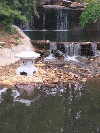 Mizumoto Japanese Strolling Garden, Mizumoto Japanese Stroll Garden Springfield Missouri