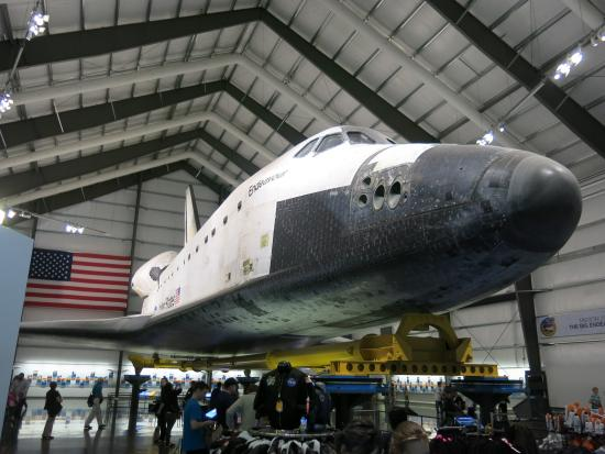 real space shuttle in milwuakee - photo #3
