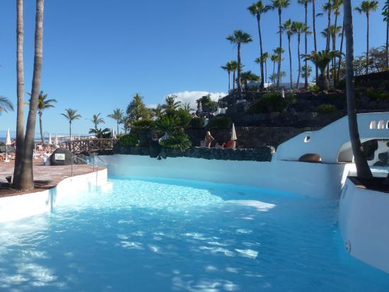 Salzwasser pool bild von hotel jardin tropical costa adeje tripadvisor - Pool salzwasser ...