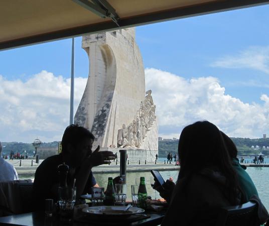 Nosolo Italia: Monument for de opdagelsesrejsende set fra NosoloItalia