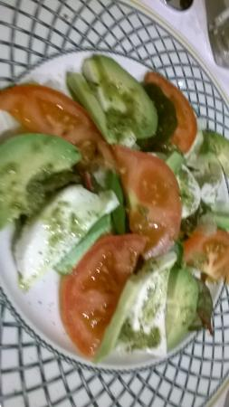 Trattoria Sorrentina: Salad