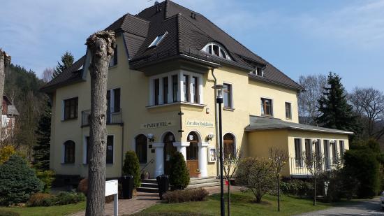 Parkhotel Zur Alten Rodelbahn