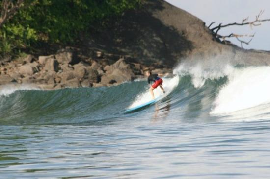Vista Guapa Surf Camp : secret spot