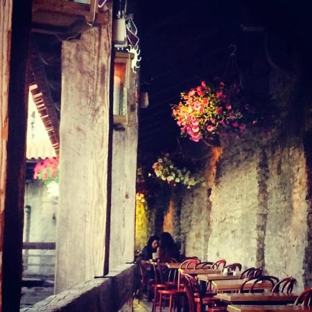 Kohvik Dannebrog Cafe - Tower Cafe: balcony