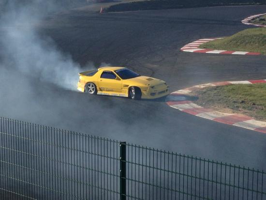 Nissan Skyline And Bmw Series At Driftland Lochgelly Picture