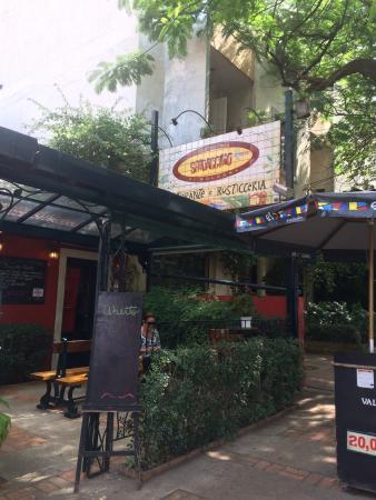 Spadaccino: Um local agradável