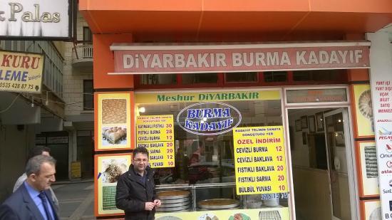 Diyarbakir Burma Kadayif
