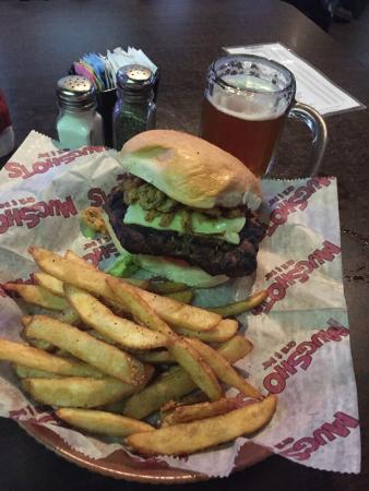 Mugshots: The Texan Burger