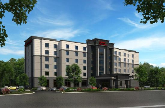 Hampton Inn & Suites by Hilton Bolton