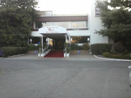 Relais des Chartreux: Fachada do hotel