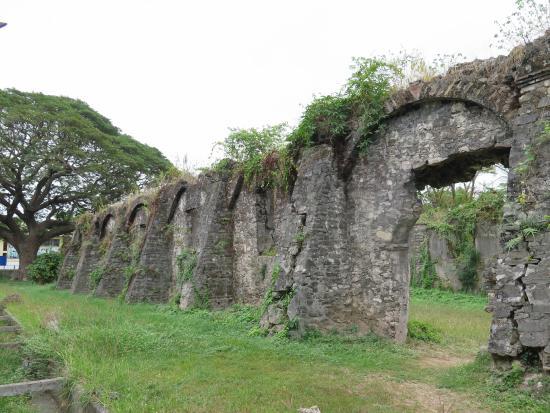 San Fernando La Union, Filippijnen: Pindangan Ruins