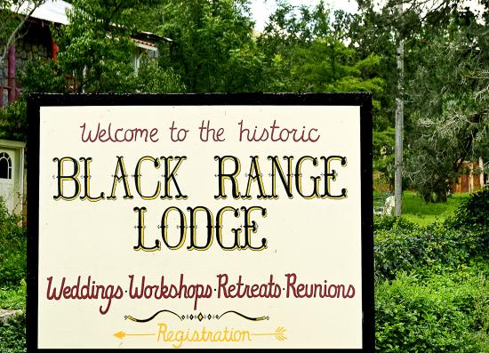 The Black Range Lodge: The Lodge can accommodate weddings, workshops, retreats and reunions.