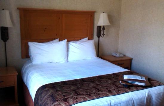 Best Western Plus Valemount Inn & Suites: bedroom