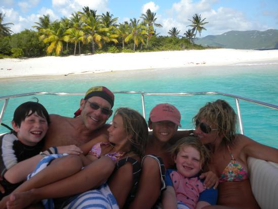 Virgin Islands Boat Rental: Sandy Spit with C.Don