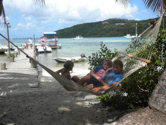 Virgin Islands Boat Rental: Jost with C. Don
