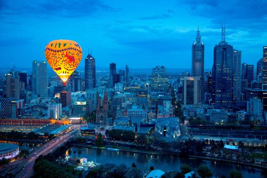 Global Ballooning - Melbourne and Yarra Valley