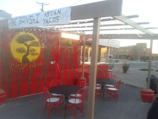 The Bonsai Asian Tacos Santa Fe Restaurant Reviews Phone Number