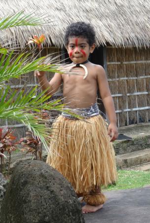 Polynesian Cultural Center: Island Performer