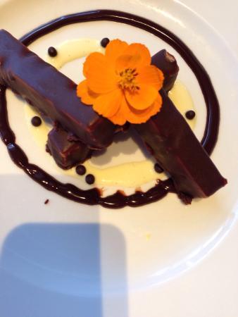 Mariposa: Chocolate bars!