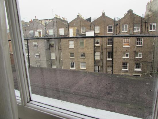 The Royale Chulan Hyde Park Hotel London: la vista