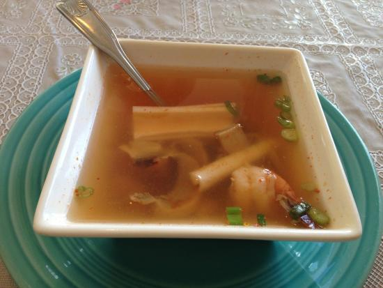Sweet Basil Thai: King of the Sea Soup
