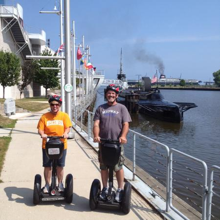Glide N.E.W. - Segway the Fox Tours