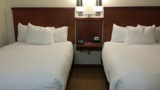 Hyatt Place Greenville/Haywood: Double room