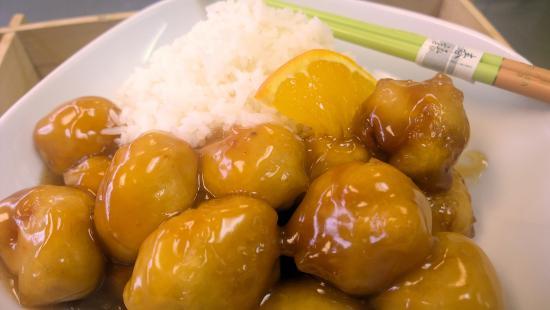 Restaurants lakes Asian lino