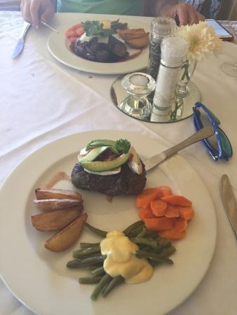 Clementines Restaurant and Bar: Meals from day menu .delicious !!!!