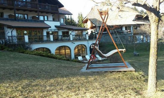 Hotel Weihrerhof: Molto bello e rilassante