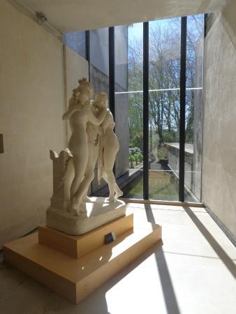 Museo Canova: le tre grazie