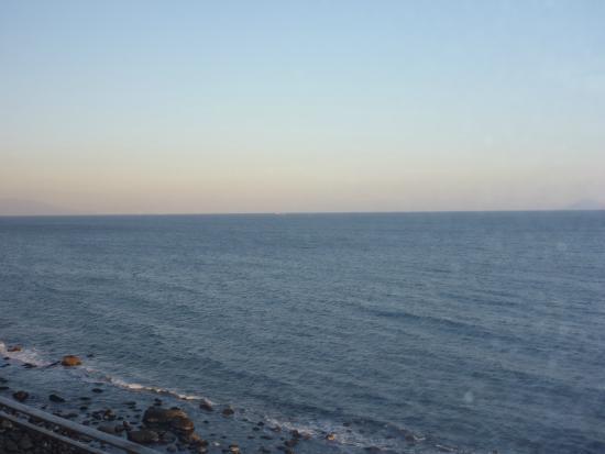 Inatoriso : 海一望です