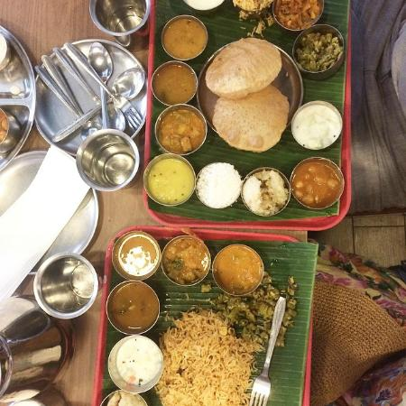 Madras New Woodlands Set Lunch