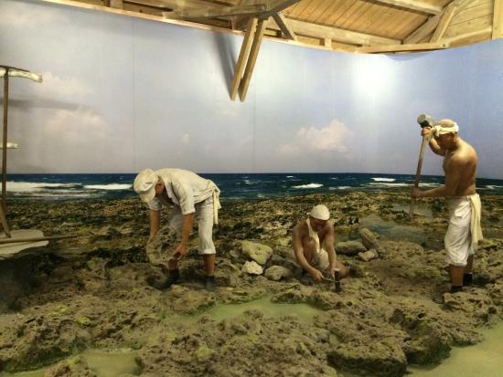 Green Island Wax Museum