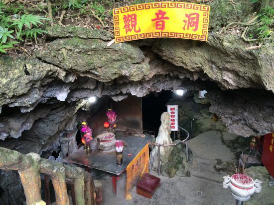 Green Island Sea Cave