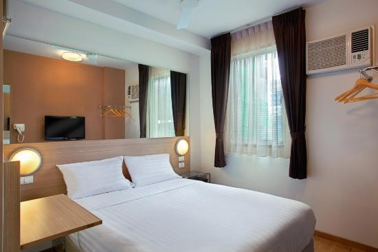 Red Planet Pattaya: Double Room