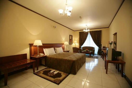 Desert rose hotel apartments dubai specialty hotel for Hotel apartments in dubai