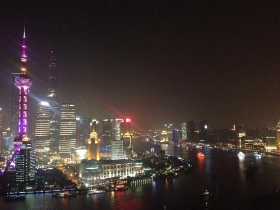 VUE Restaurant : City Lights