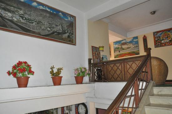 Snow Lion HomeStay: Decor