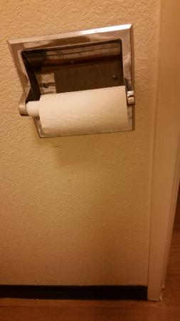 Red Roof Inn Richmond South Toilet Paper