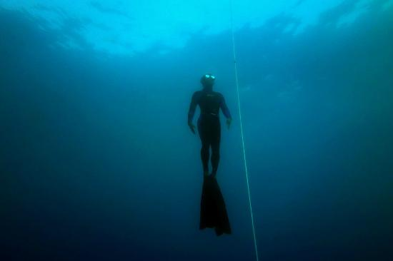 Just One Breath Freediving : At our last dive, John was nice enough to take pictures.
