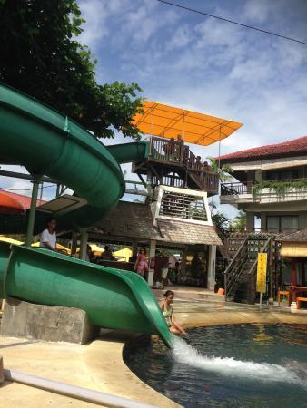 Bali Dynasty Resort: Slide