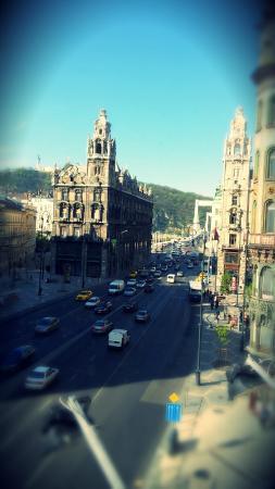 Leo Panzio Hotel: view