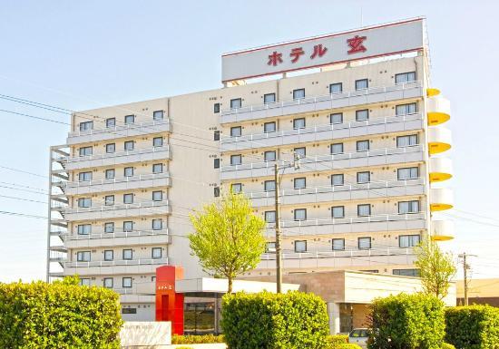 Hotel Gen Hamamatsu Inter: ホテル外観(昼) exterior (day time)
