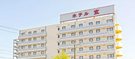 Hotel Gen Hamamatsu Inter: ホテル外観