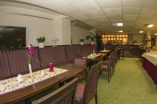Seehotel Stuersche Hintermühle: Frühstücksraum