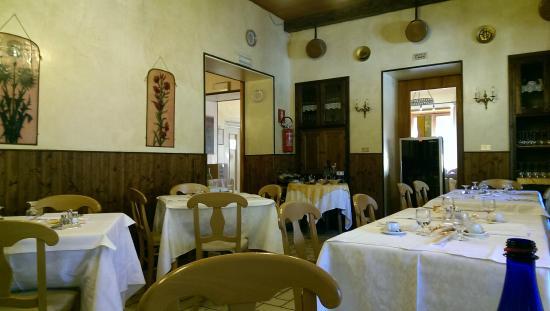 Grand Hotel Ala di Stura: Sala da pranzo