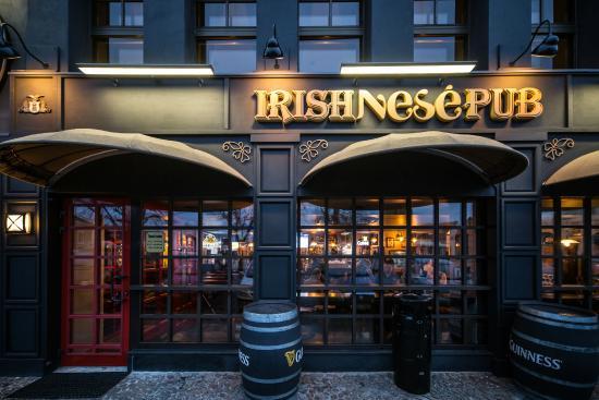 Irish Nese Pub