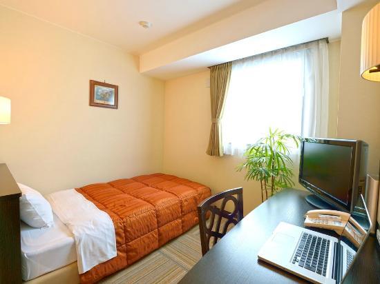 Hotel Gen Hamamatsu Inter: シングルルーム single room